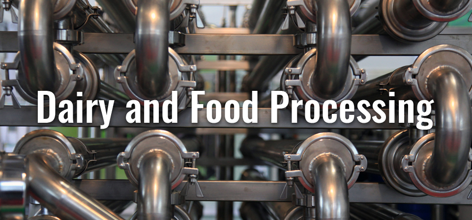 Dairy and Food Processing