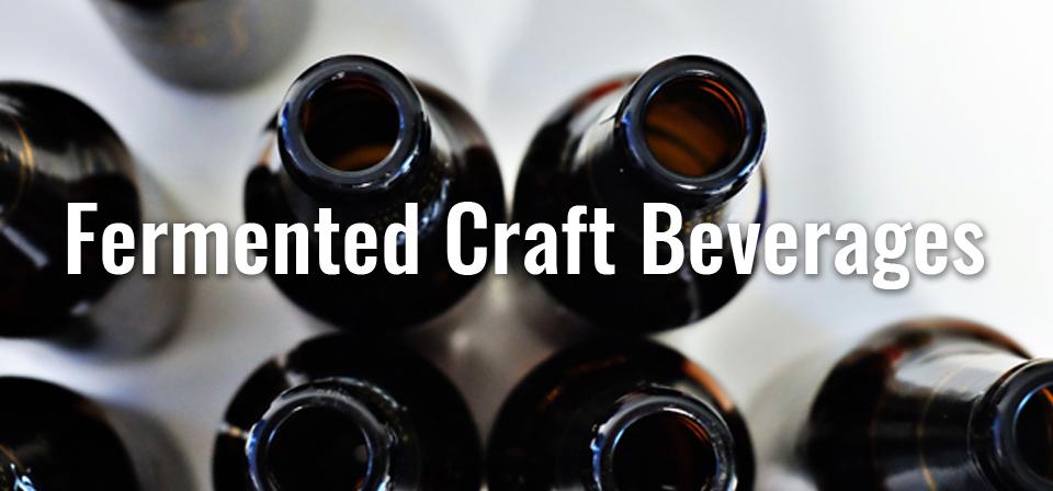 Fermented Craft Beverages
