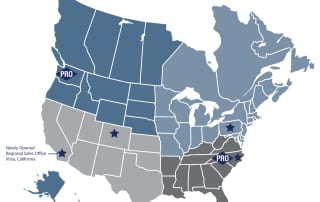 Sales Map