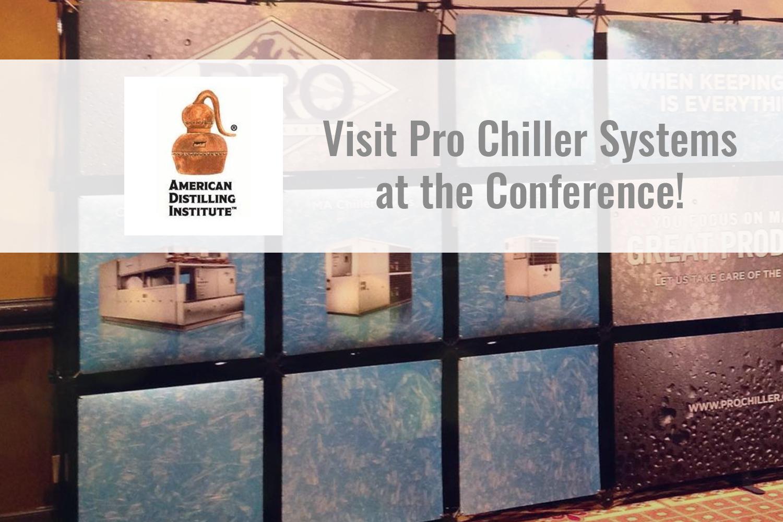 Craft Spirits Conference Pro Refrigeration Inc