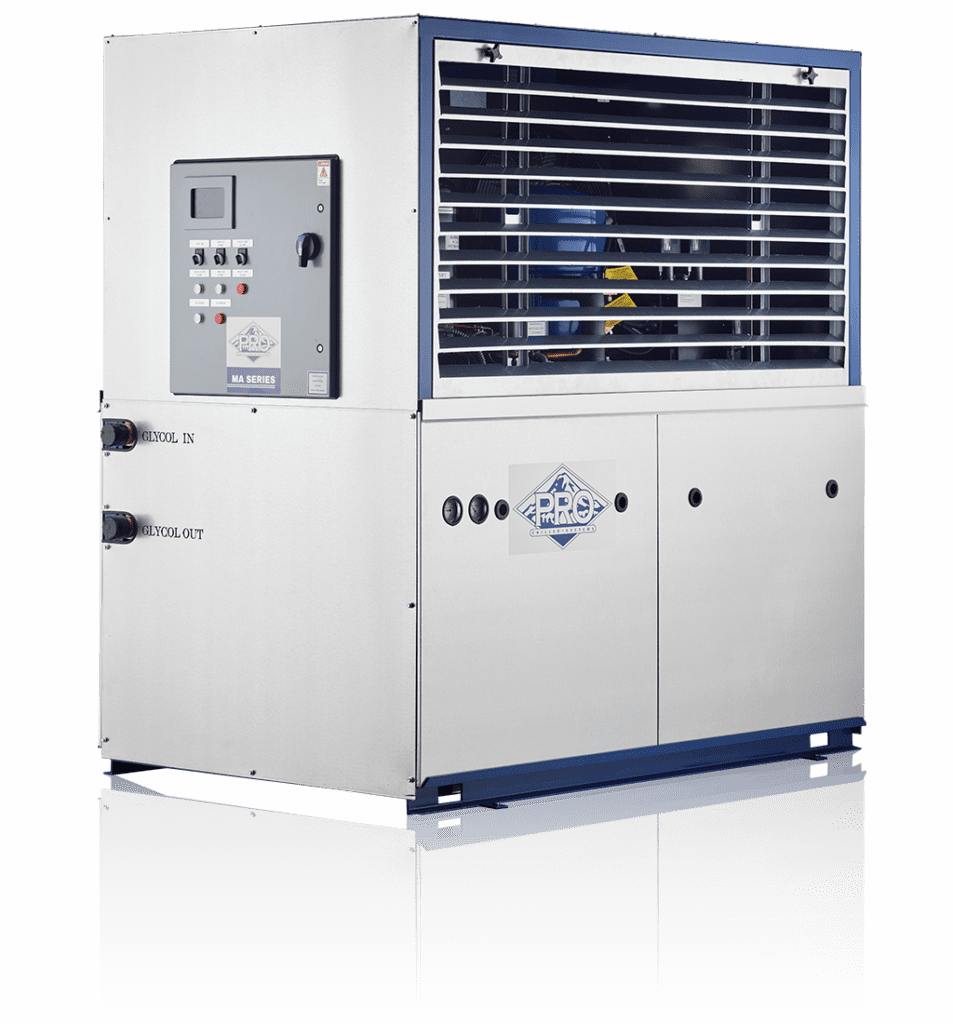 Chillers Pro Refrigeration Inc Star 3 4 Hp Water Pump Electirc Wiring Diagram Ma Series